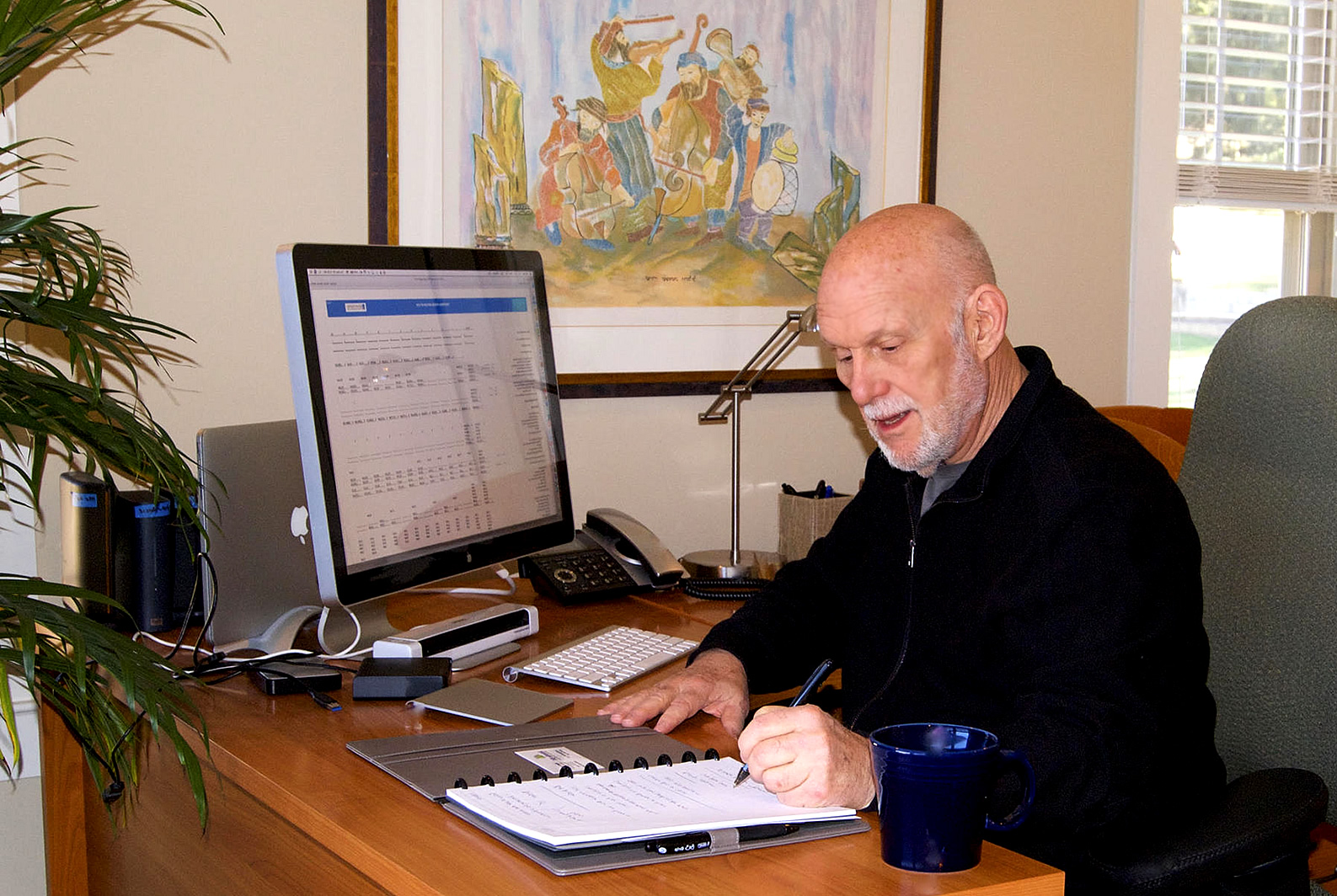 Mark Goldstein of Asheville Business Fundamentals & Finance